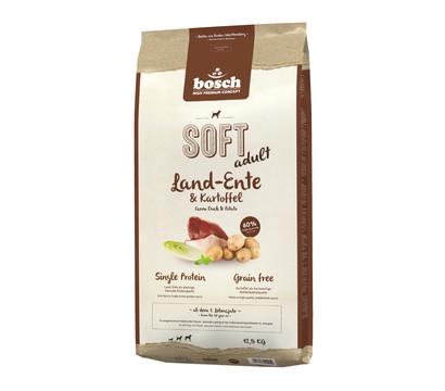 bosch Trockenfutter Soft Adult Land-Ente & Kartoffel