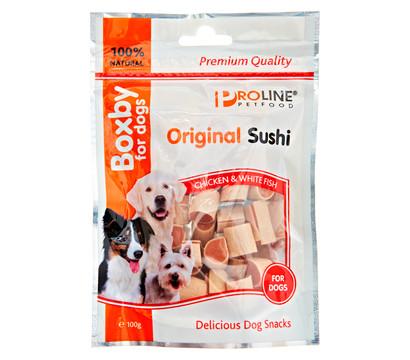 Boxby Chicken Sushi, Hundesnack