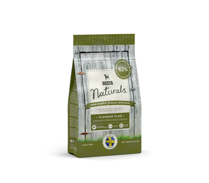 Bozita Naturals Flavor Plus, Trockenfutter