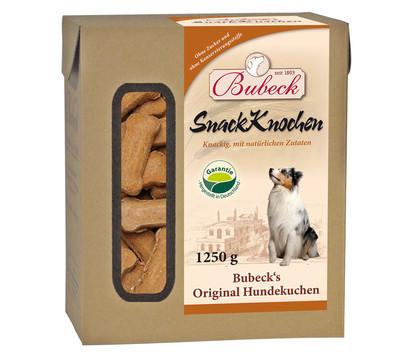 Bubeck Snack Knochen, Hundesnack