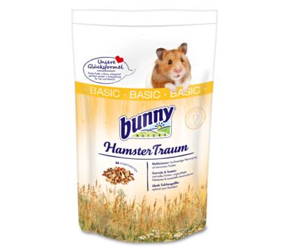 bunny® HamsterTraum BASIC, 600g