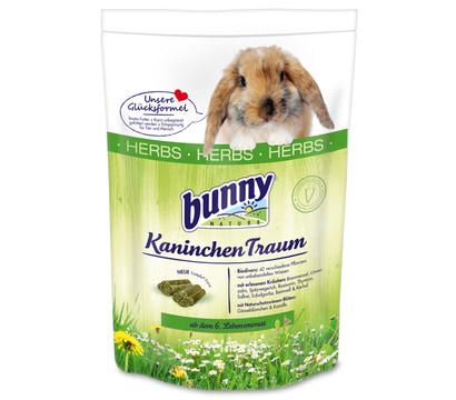 bunny® Kaninchenfutter KaninchenTraum mit Kräutern