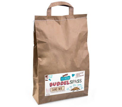 bunny® NATURE INTERACTIVE BuddelSpass-Sandmix, 8 Liter