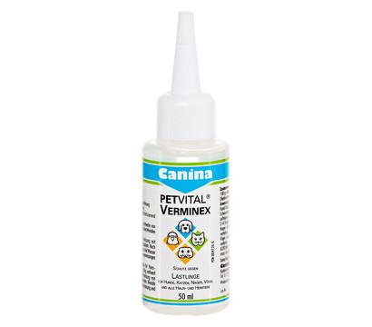 Canina Petvital Verminex für Haustiere, 50 ml
