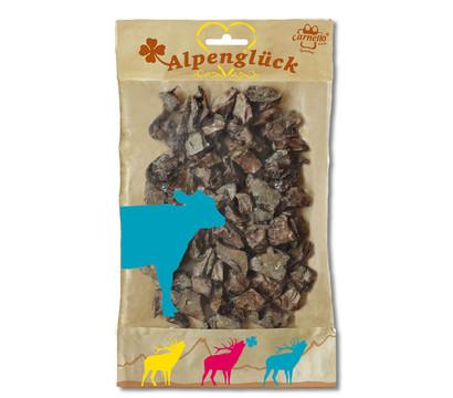 Carnello Hundesnack Alpenglück Freiluft Rind, 100g