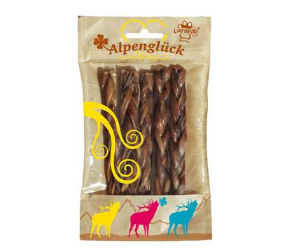 Carnello Hundesnack Alpenglück Glückssträhnen, 5 Stück