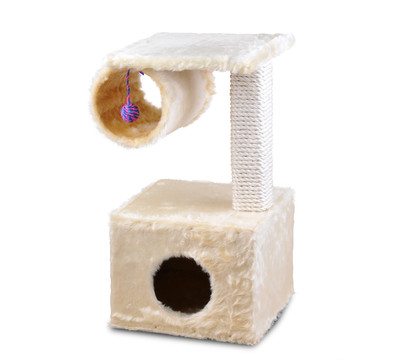 Cat Dream Kletterhaus mit Spielrolle