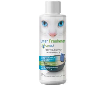 Cat H2O® Katzenhygiene Litter Freshener Nachfüllflasche