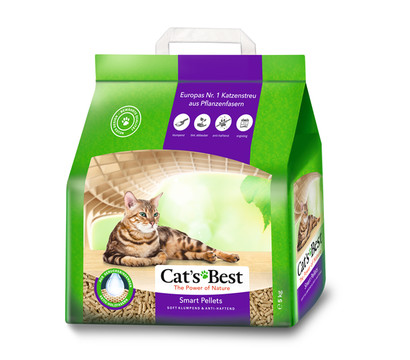 Cat's Best Katzenstreu Smart Pellets