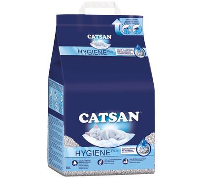 CATSAN™ Katzenstreu Hygiene Plus 18 l