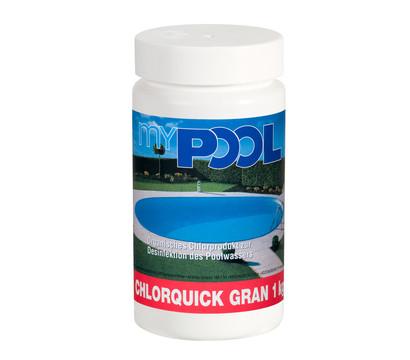 Chlor granulat 1 kg dehner garten center for Garten pool chlor