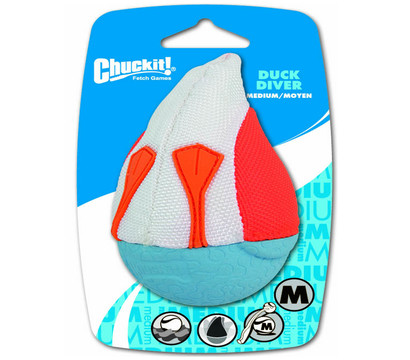 Chuckit!® Hundespielzeug Amphibious Duck Diver