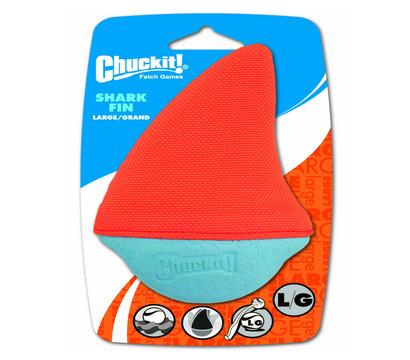 Chuckit!® Hundespielzeug Amphibious Shark Fin