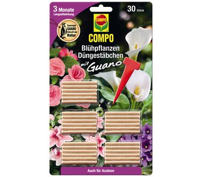 COMPO Düngestäbchen für Blühpflanzen