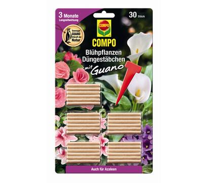 compo d ngest bchen f r bl hpflanzen mit guano dehner garten center. Black Bedroom Furniture Sets. Home Design Ideas