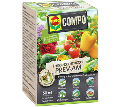 COMPO Insektenmittel PREV-AM, 50 ml