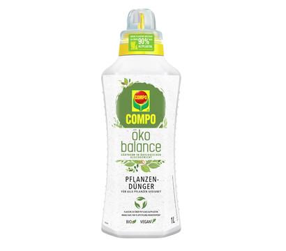 COMPO® öko balance Pflanzen-Dünger, 1 l