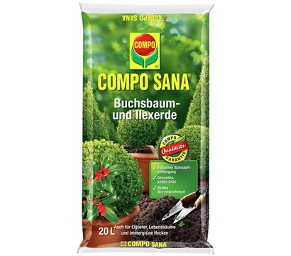 COMPO SANA Buchsbaum- und Ilexerde, 20 l