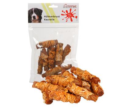 Corwex Hühnerbrust Kaurolle, Hundesnack, 250g