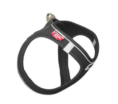 curli Hundegeschirr Magnetic Vest Air-Mesh, schwarz