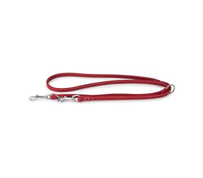 Das Lederband Führleine Olivvia Barcelona Indian-Red