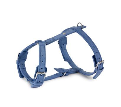 Das Lederband Hundegeschirr Style Toronto Jeans