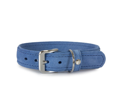 Das Lederband Hundehalsband Style Toronto Jeans