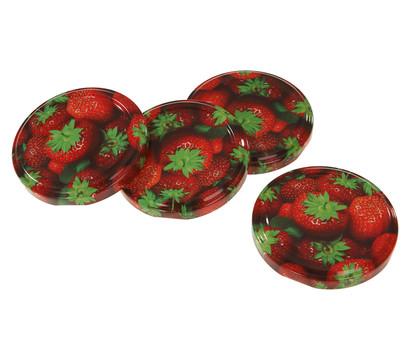 deckel erdbeeren f r einmachglas 66 mm 10 stk dehner garten center. Black Bedroom Furniture Sets. Home Design Ideas