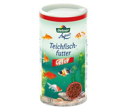 Dehner Aqua Color, Teichfischfutter