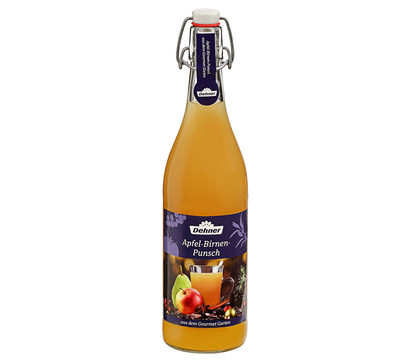Dehner Apfel-Birnen-Punsch, 0,75 L