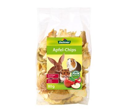 Dehner Apfel-Chips, 80 g