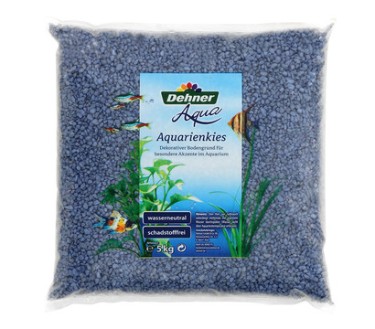 Dehner Aqua Aquarienkies, 4-6 mm, 5 kg