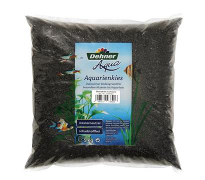 Dehner Aqua Aquarienkies Glanzkies, 2-3 mm, 5 kg