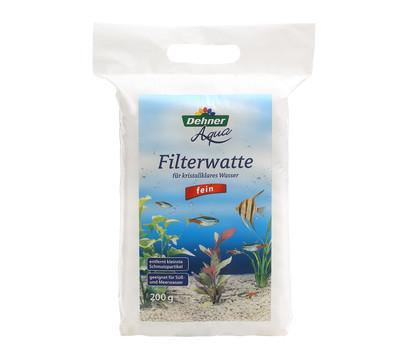 Dehner Aqua Filterwatte fein, 200 g