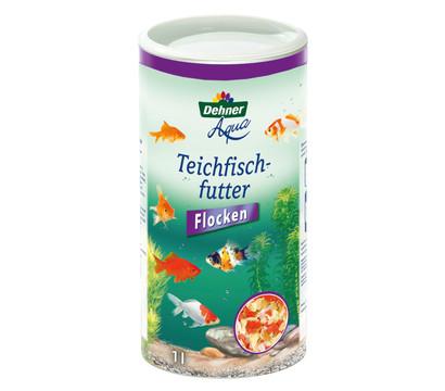 Dehner Aqua Flocken, Teichfischfutter