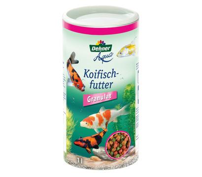 Dehner Aqua Koifischfutter Granulat