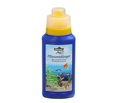 Dehner Aqua Pflanzendünger, 250 ml