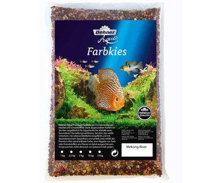 Dehner Aqua Premium Aquarienkies Mekong River, 2-3,5 mm