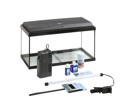 dehner aqua start 60 led aquarium set dehner garten center. Black Bedroom Furniture Sets. Home Design Ideas