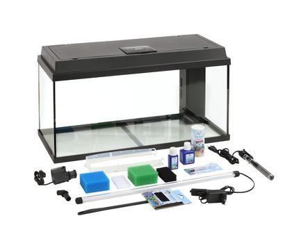 dehner aqua start 80 led aquarium set dehner garten center. Black Bedroom Furniture Sets. Home Design Ideas