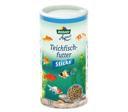 Dehner Aqua Sticks, Teichfischfutter