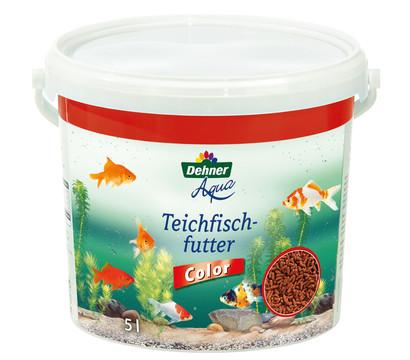 Dehner Aqua Teichfischfutter Color, 5 l