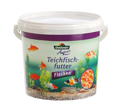 Dehner Aqua Teichfischfutter Flocken