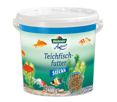 Dehner Aqua Teichfischfutter Sticks