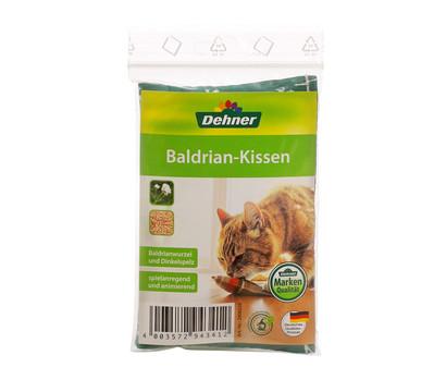 Dehner Baldriankissen, Katzenspielzeug