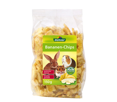 Dehner Bananen-Chips, 150 g