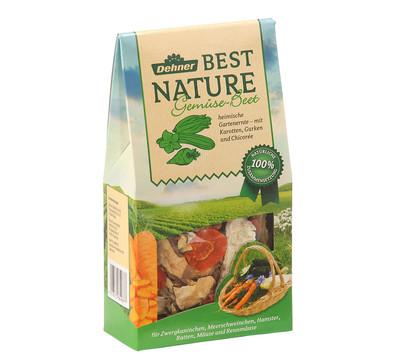Dehner Best Nature Gemüse-Beet, Nagersnack, 100g