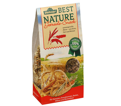 Dehner Best Nature Getreide-Snack, 50 g