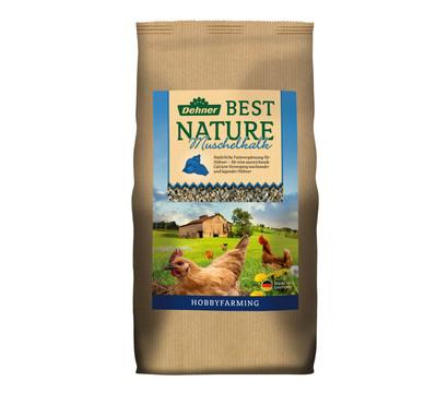 Dehner Best Nature Hühnerfutterergänzung Muschelkalk, 2 kg