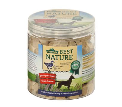 Dehner Best Nature Hundesnack Entenbrust